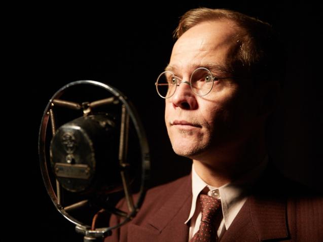 Matthias Koeberlin als Dietrich Bonhoeffer 1