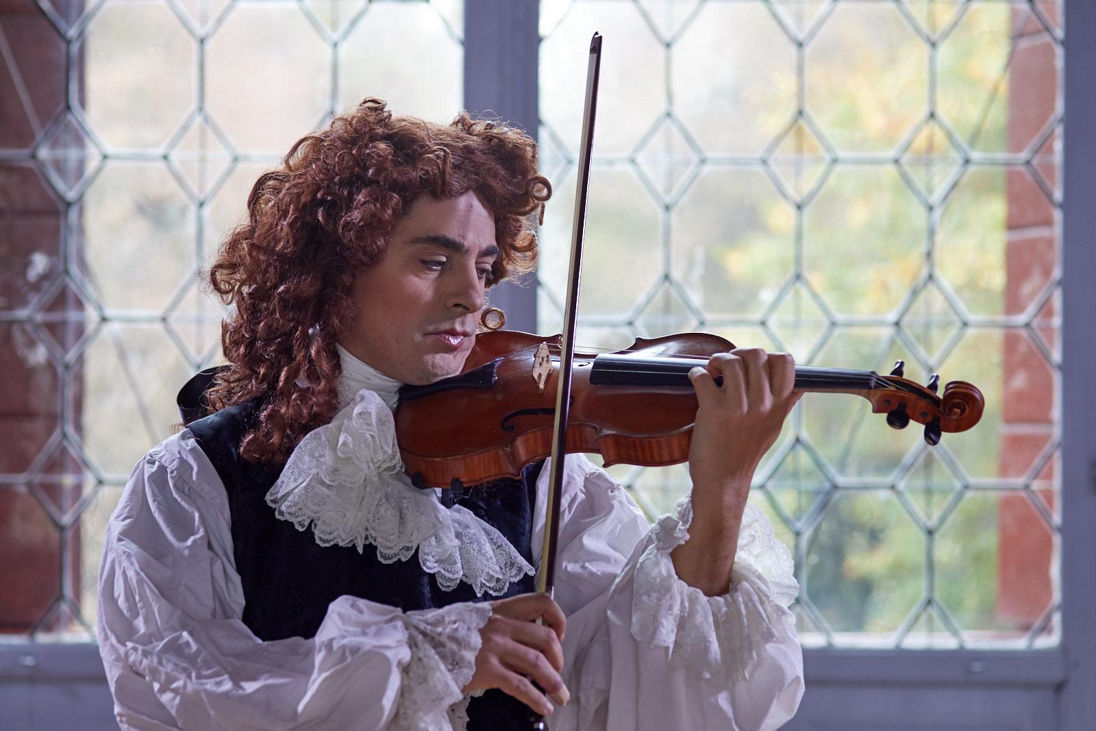 Sokol Prekalori als Antonio Vivaldi